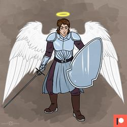 Angel Knight Nathan