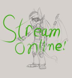 Stream time~