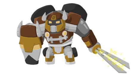 Transformers: Krach