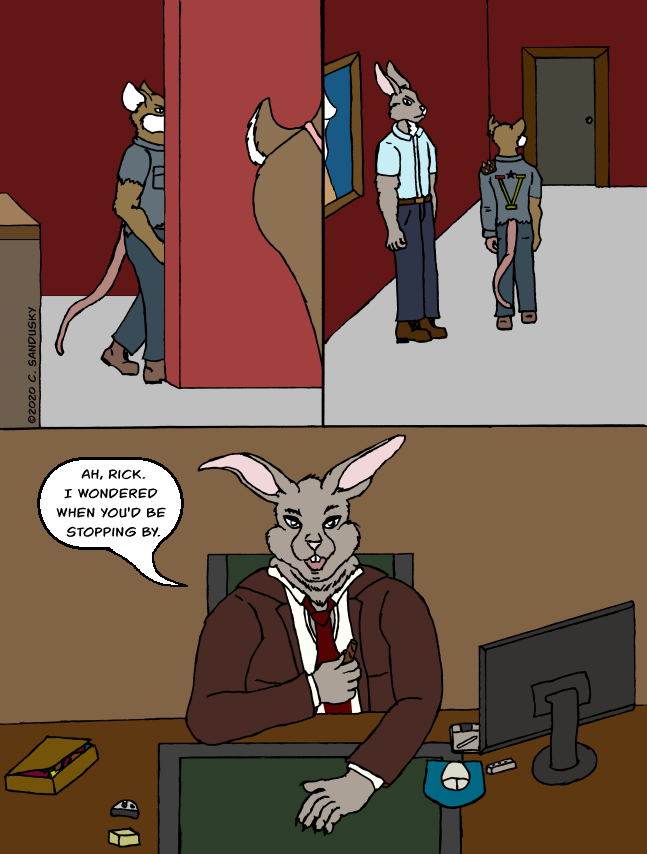 Not What I Was - Page 42