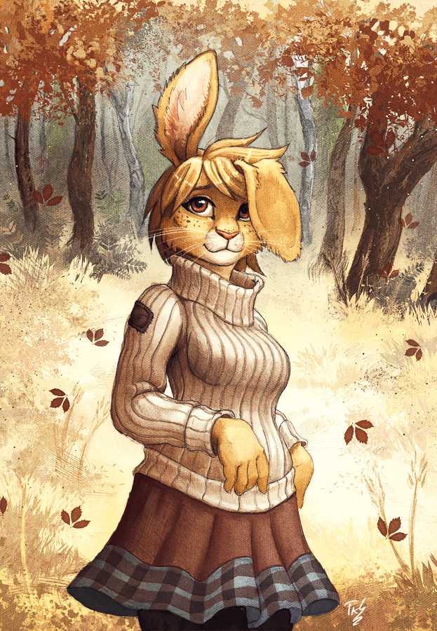 Autumn Bunbun