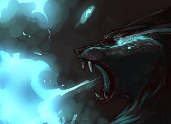 An inferno a tempest