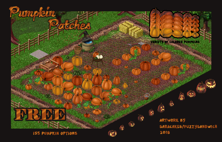 Most recent image: FREE Batch Pumpkins