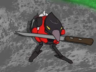Angry Birbo