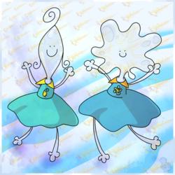 Yugleena and Ameeba