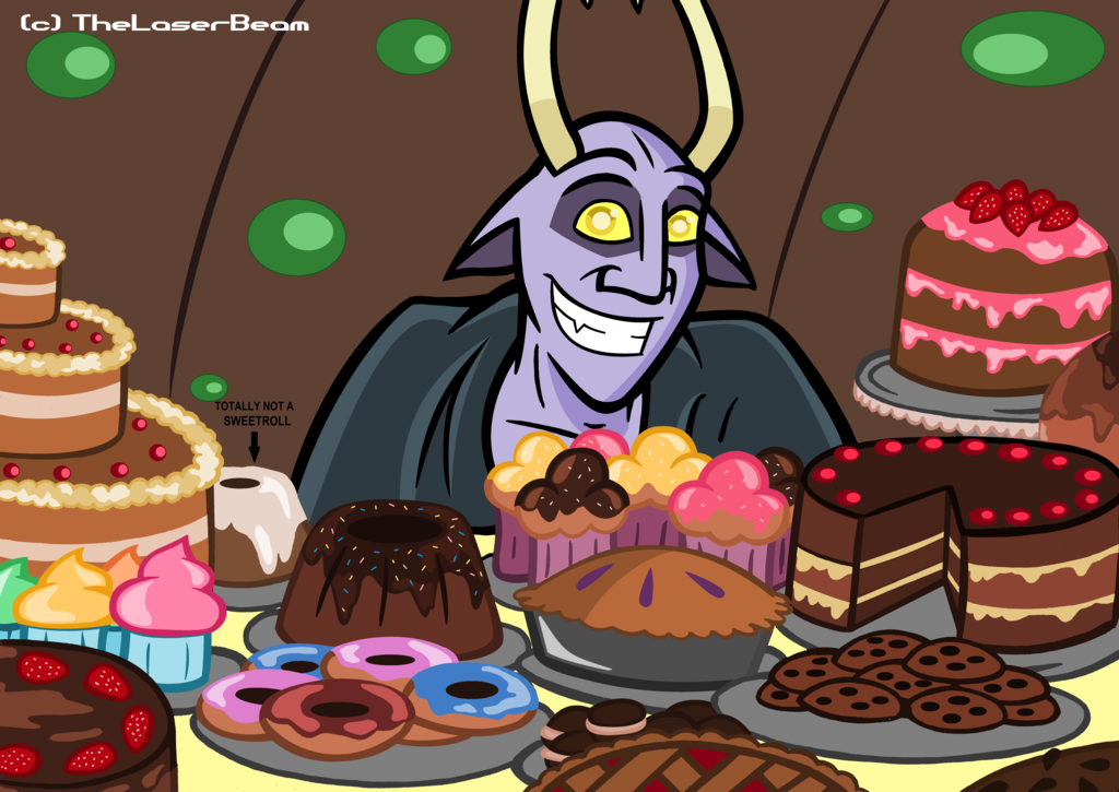 Most recent image: Invite you to a teaparty.... WITH CAKE???