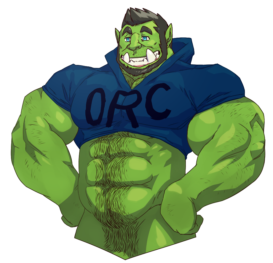 ORC Sweater (Not available in Orc Sizes)