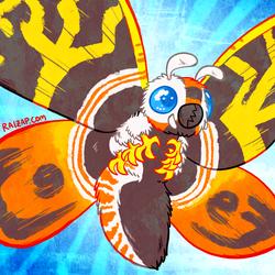 Happy Mothra