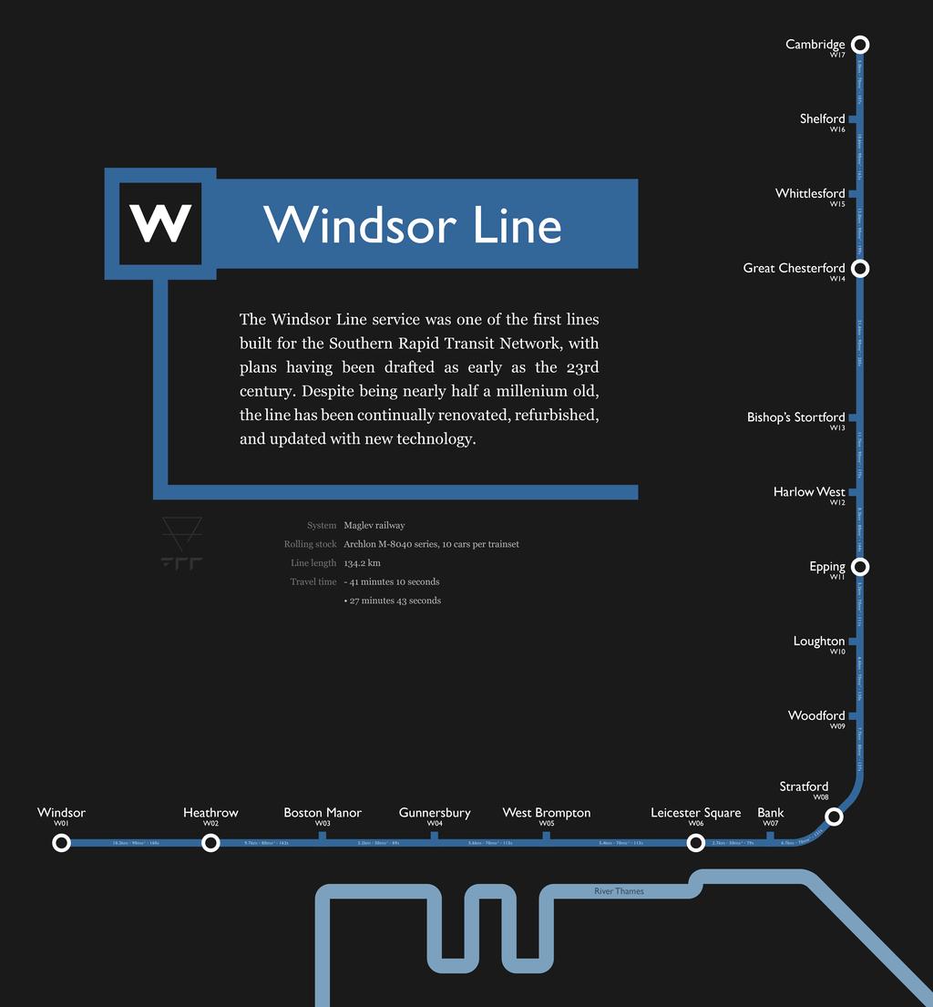 Windsor Line