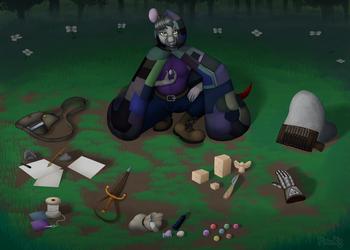[c] Pack Rat