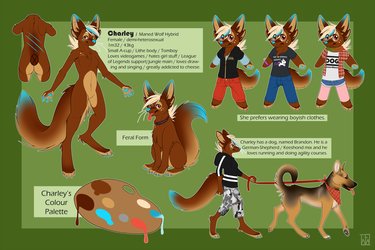 Charley - New Ref Sheet