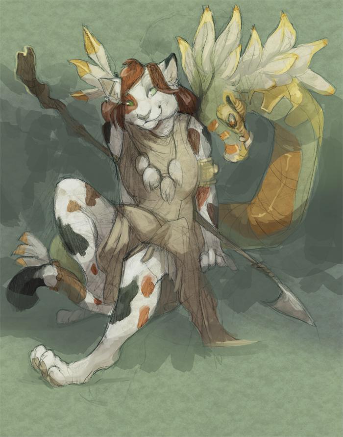 Com: jungle Queen