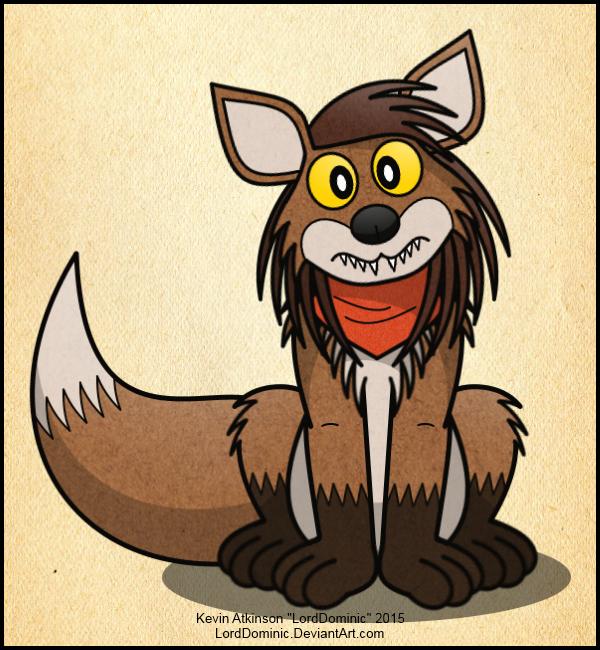 Curious Fox (2015)