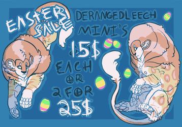 [C] Easter Mini Sale - OPEN