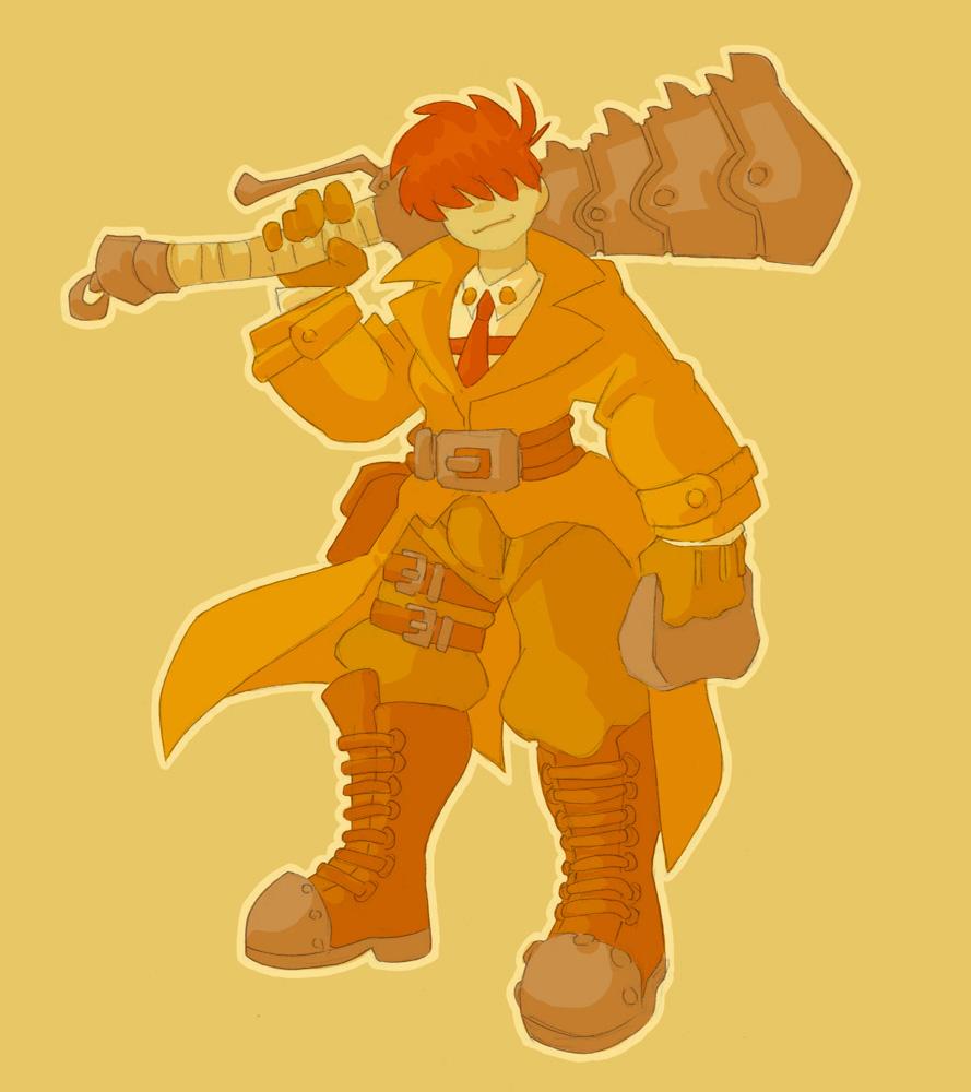 Old Hunter Gratia