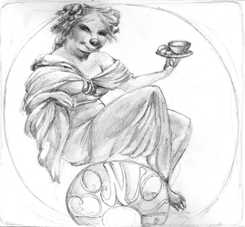 Bonjour-sketch