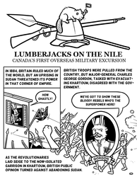 Lumberjacks on the Nile 1/4