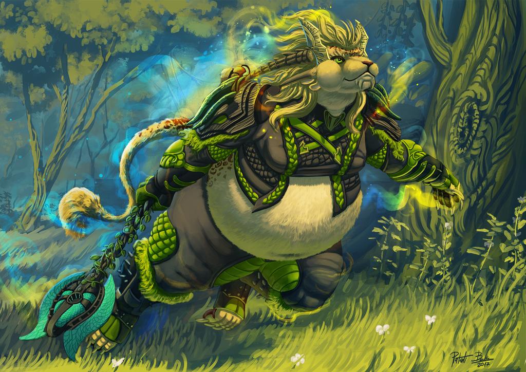 Nature's Bounti(ful Druid)