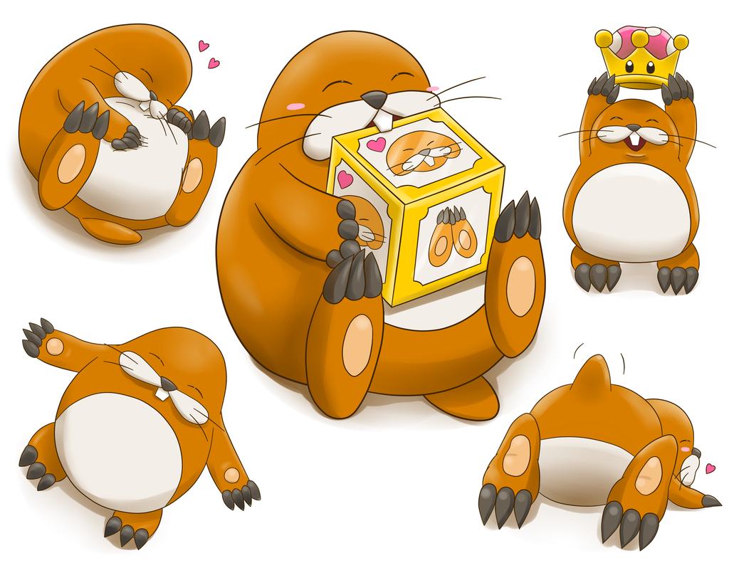 Monty Mole is an Underrated Cutie - Super Mario Party