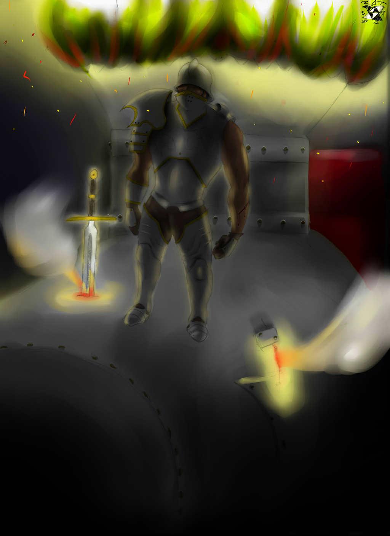 Ain't No Grave Knight