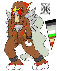 Male Entei +Design 4 Sale+