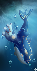 Kyogre Descending