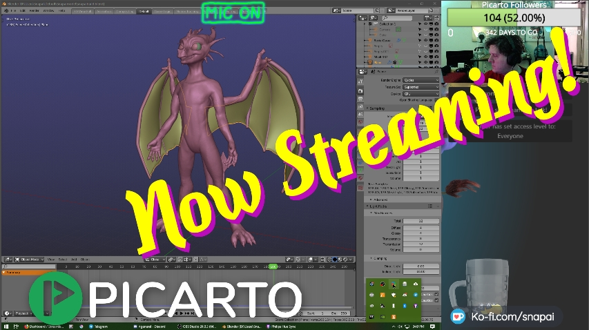 Dragonstream is live!