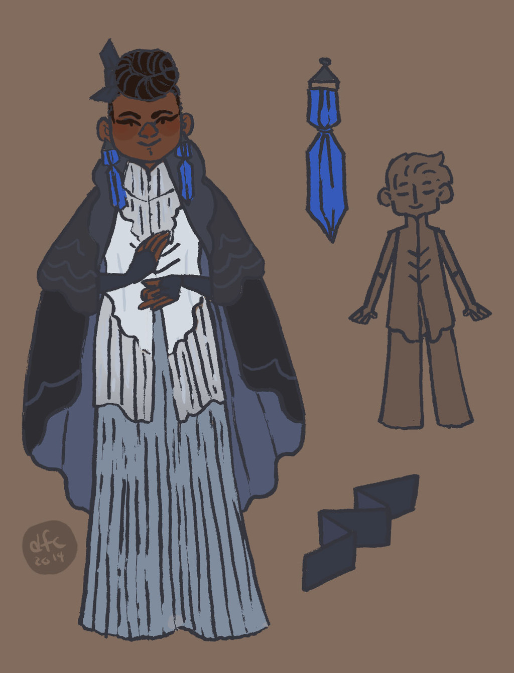 Most recent image: Water Robes