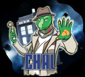 Chal - Badge