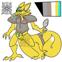 Male Kadabra +Design 4 Sale+