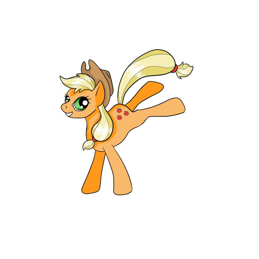 Pony series - Applejack