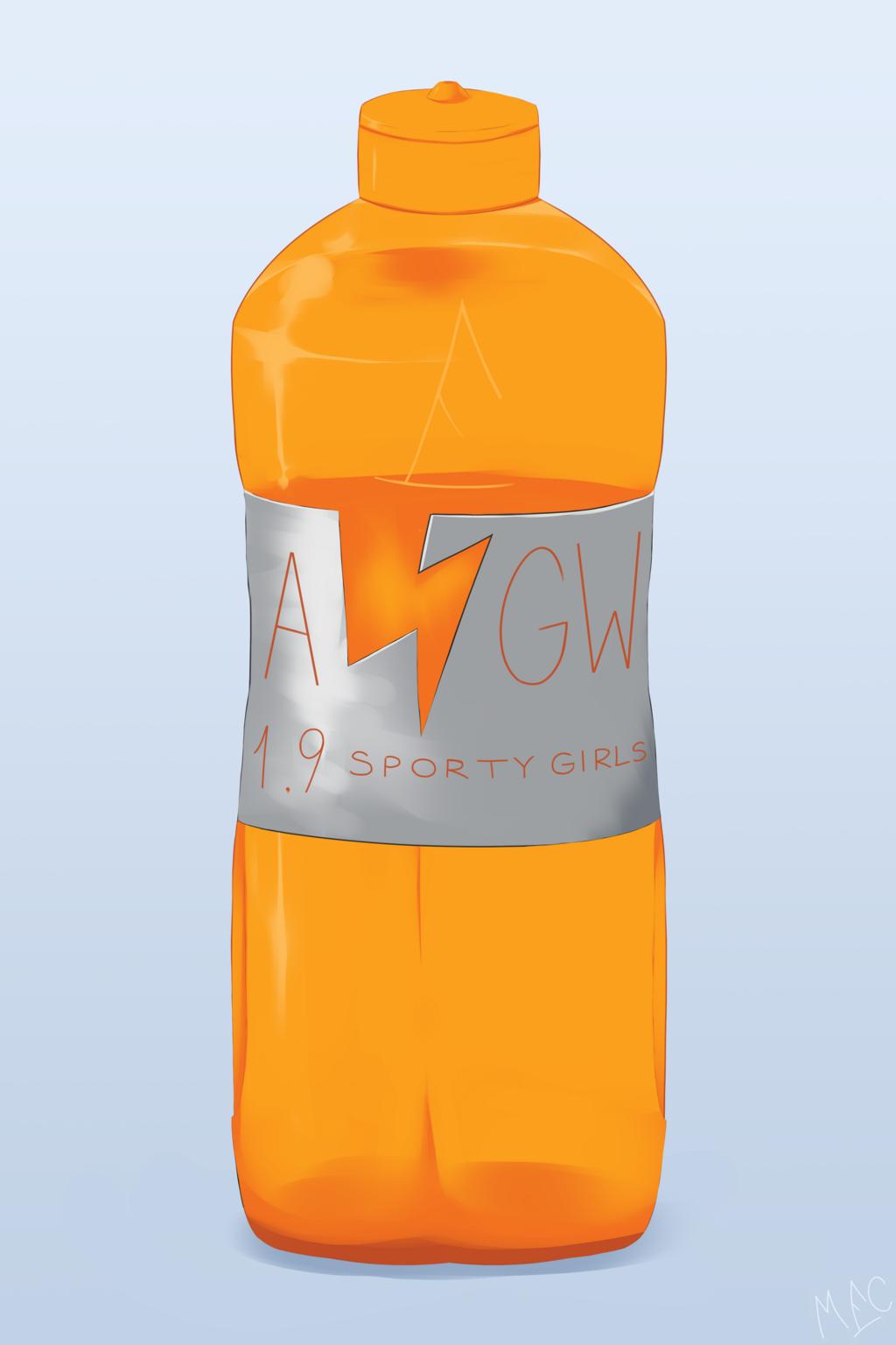 Flask of AGW 1.9