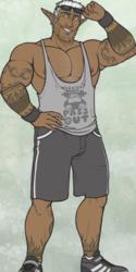 """Workout"" Clothes"