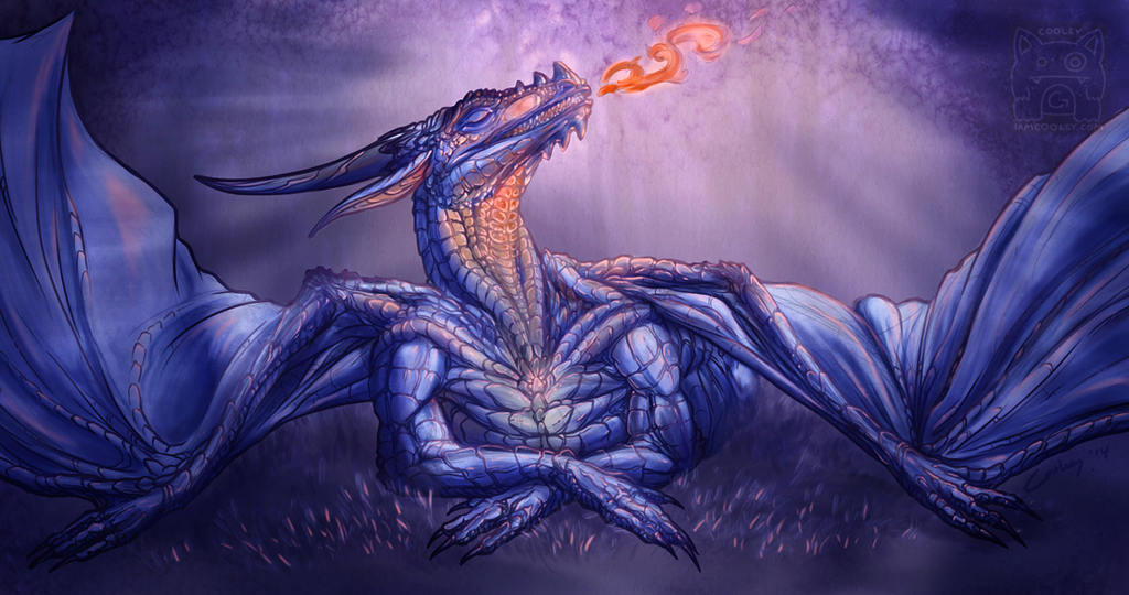 Dragon For Whiro