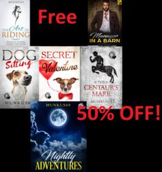 Smashwords Book Promotion! -50% / -100%