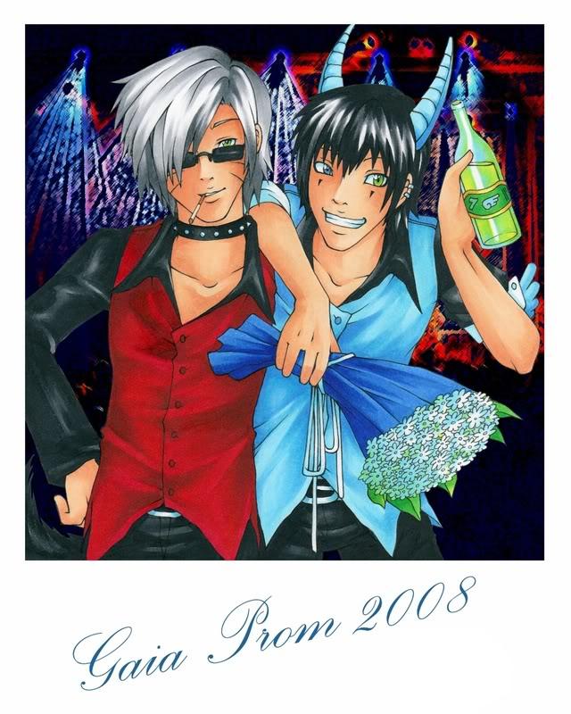 Q x Ven Prom 2008