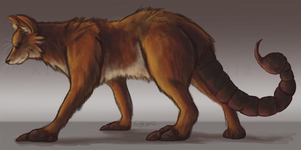 scorpion hound