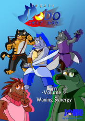 Fugaia - Lubo Volume 3 Cover