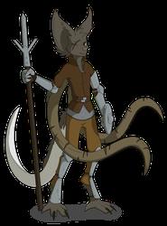 Party Member: Khurn