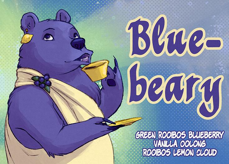 [TEA] Blue-beary