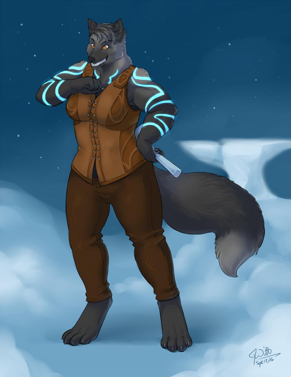 Baera'Rekkan the Cloudsmith