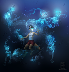 (3 hrs) An Underwater Bounty