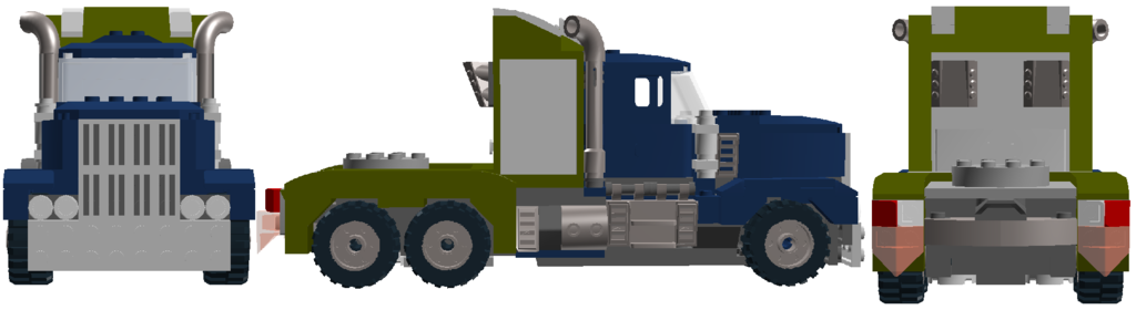 micron's first altmode, a custom truck