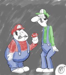 Super Searlio Bros.