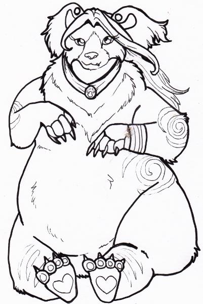 Tandy Sloth Bear