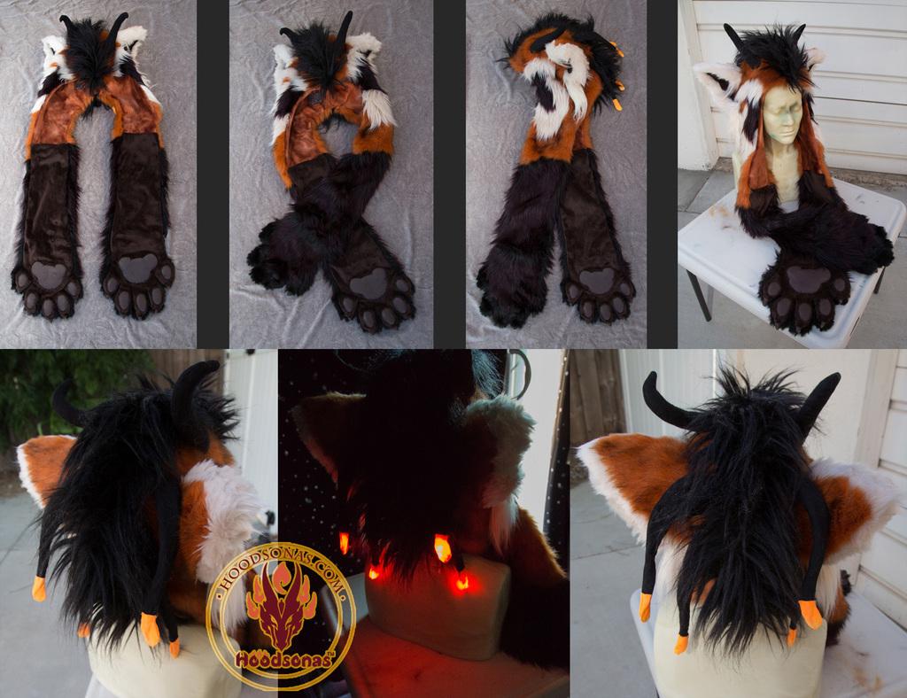 Most recent image: Hoodsonas Red Panda Custom