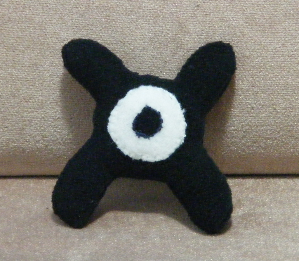 Unown X Plush