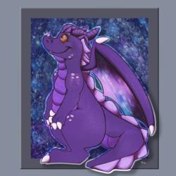 Galaxy Dragon