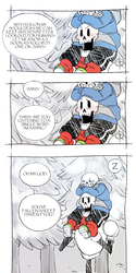 Undertale: On Patrol