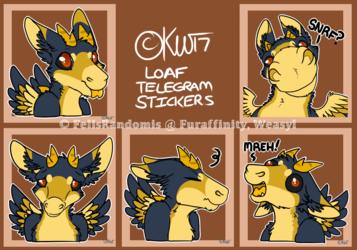 Loaf Telegram Stickers